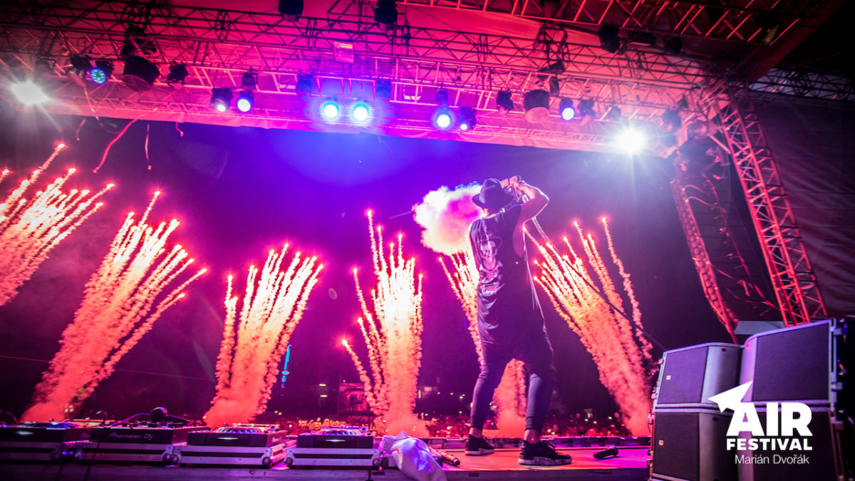 Za tanečními zážitky se vypravte do Hradce Králové na AIR FESTIVAL