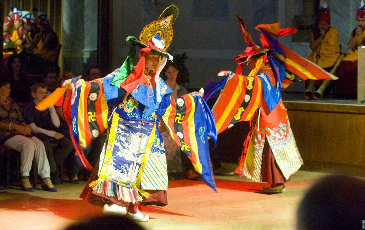 RIN KIN a tibetské nomádské tance