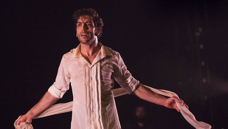 Rozhovor sDAVIDEM CORIOU, světovou špičkou španělského Flamenca