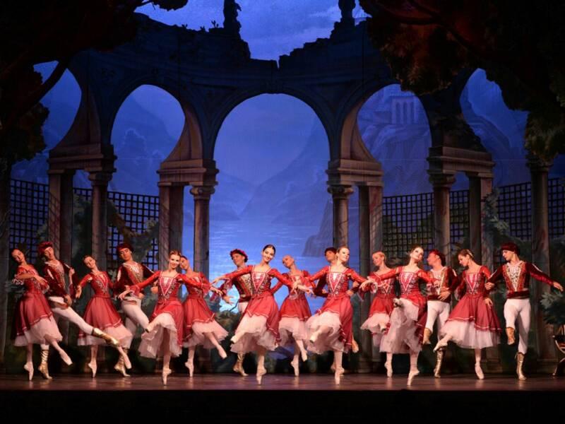 Prestižní moskevský baletní soubor míří do Česka
