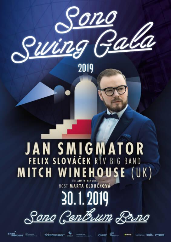 Velký swingový večer