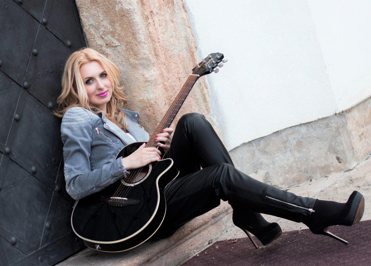 Rozhovor se zpěvačkou JIŘINOU ANNOU JANDOVOU