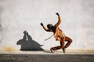 MICHEL KOUAKOU – workshop afrického tance