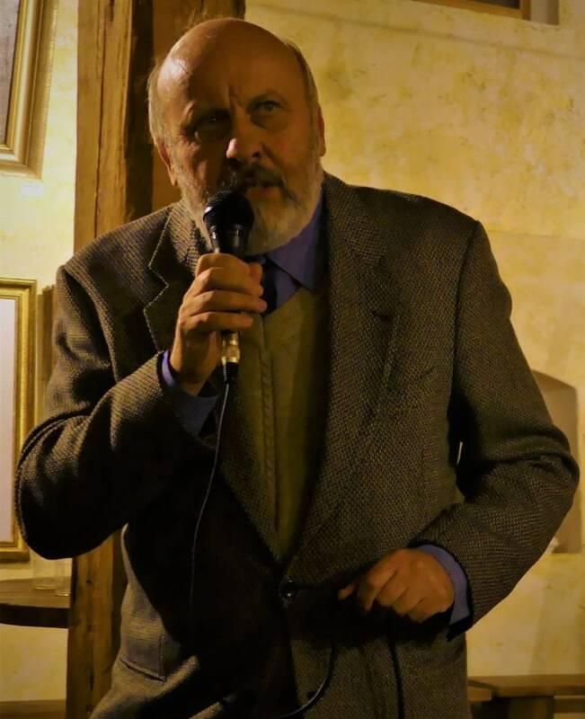 Rozhovor se spisovatelem, kritikem a kurátorem výstav PAVLEM ŠMIDRKALEM