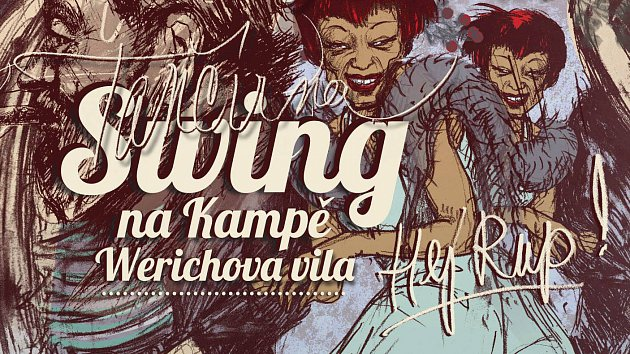 WERICHOVA VILA bude tančit swing