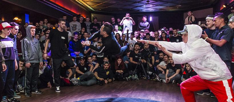 Pravý hip hop míří vbřeznu do Prahy