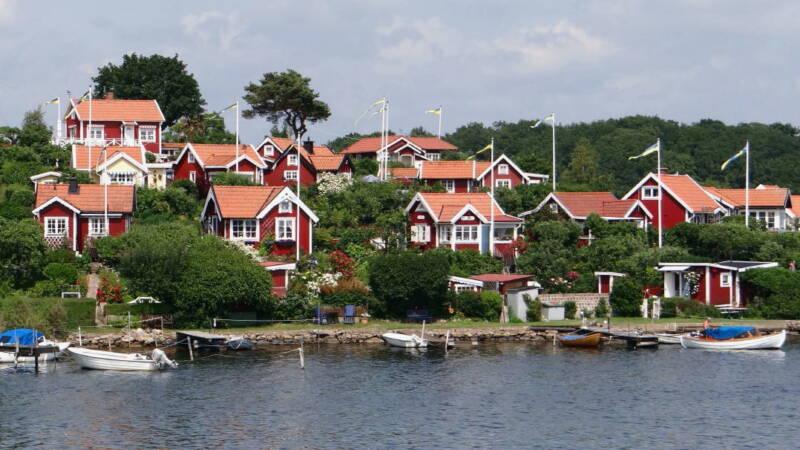 Taneční rezidence  ve švédském Blekinge – výzva