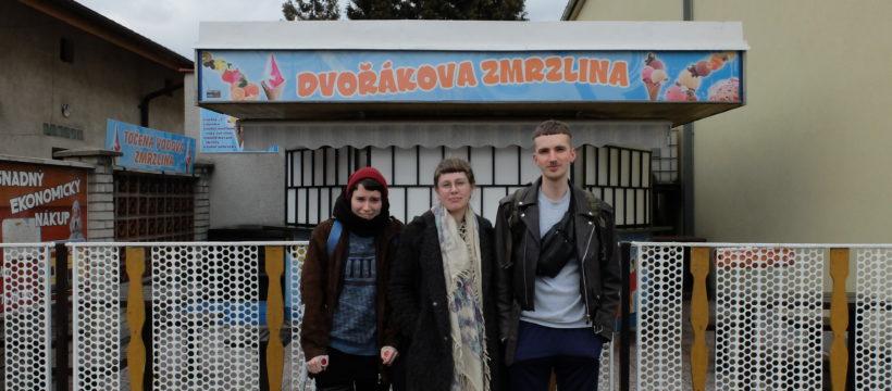 """""""Praha není Česko"""" – expozice českých studentů na Pražském Quadriennale 2019"""