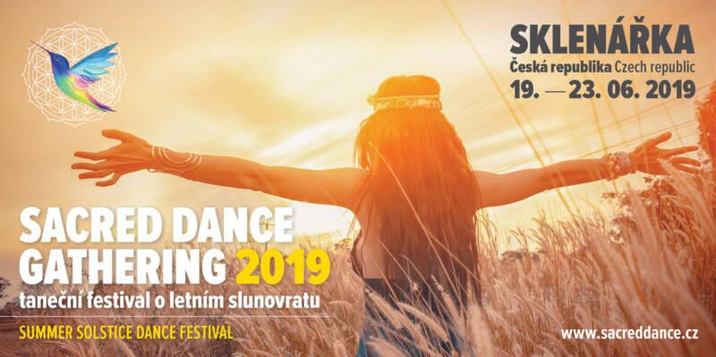 Festival spontánního tance o letním slunovratu
