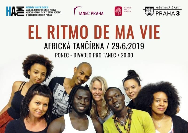 »El Ritmo de Ma Vie«  –  střet anebo střed kultur?