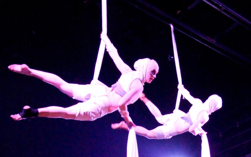 Nejen bývalí gymnasté a tanečníci oslaví jubileum na NOVÉ SCÉNĚ