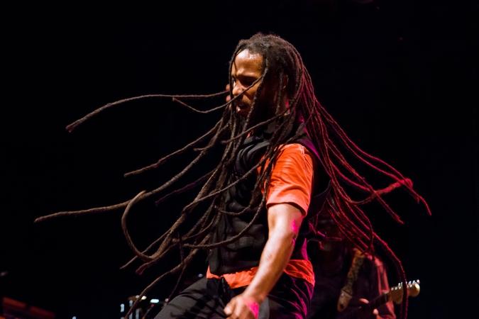 Vesmírná osobnost  reggae již za týden vdivadle ARCHA!