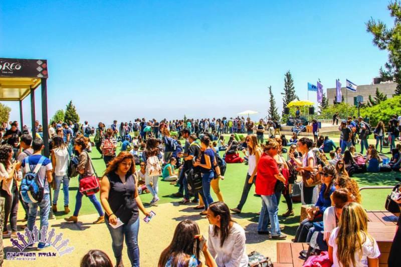 »Haifa International Street Theater Festival 2020«