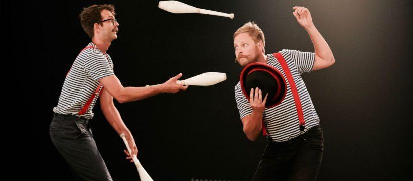 Žonglérská galashow na LETNÍ LETNÉ