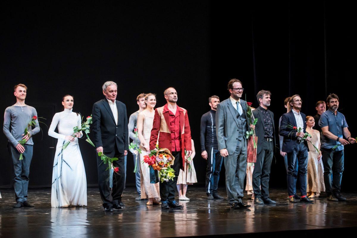 Pražský komorní balet pokračuje včinnosti!!!