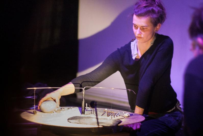 V srdci Prahy performance »SONIC CIRCUITS«
