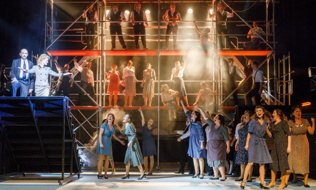 Jihočeské divadlo slaví 100 let