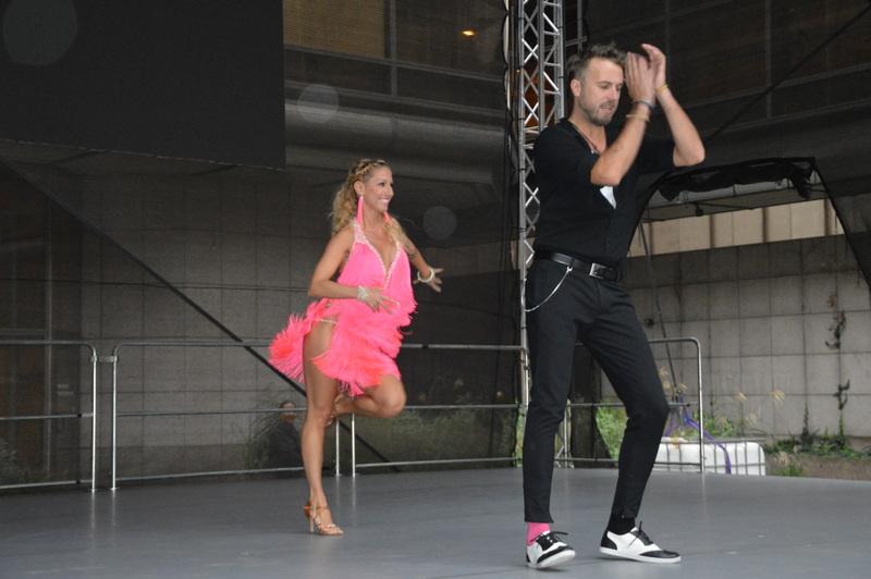 Když hvězdy tančí na festivalu Zlatá Praha