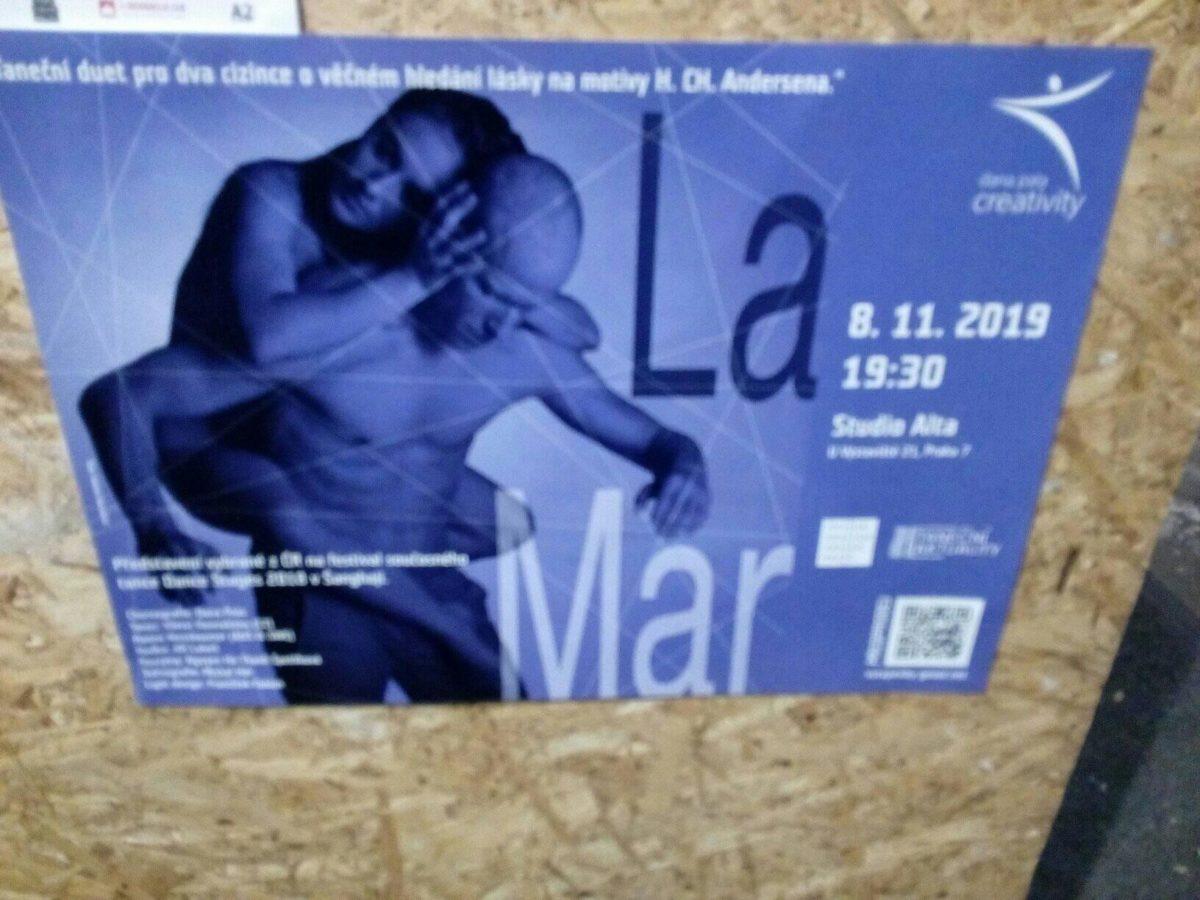 »LA MAR« nově a vALTĚ