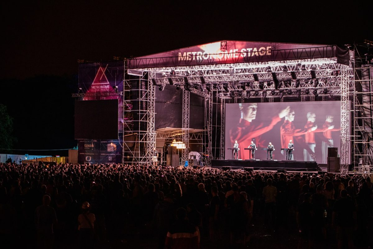 »METRONOM FESTIVAL PRAGUE 2020« nejen sTATJA BOJS
