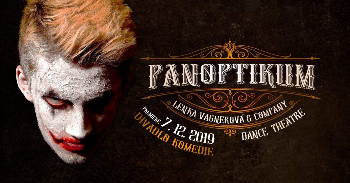 LENKA VAGNEROVÁ a její »PANOPTIKUM«