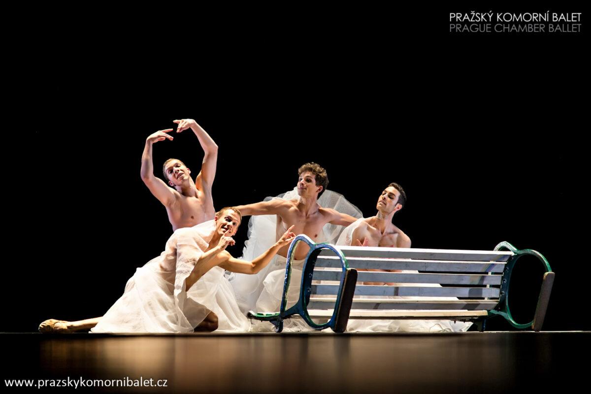 Můžete být přítelem či mecenášem unikátního baletu!