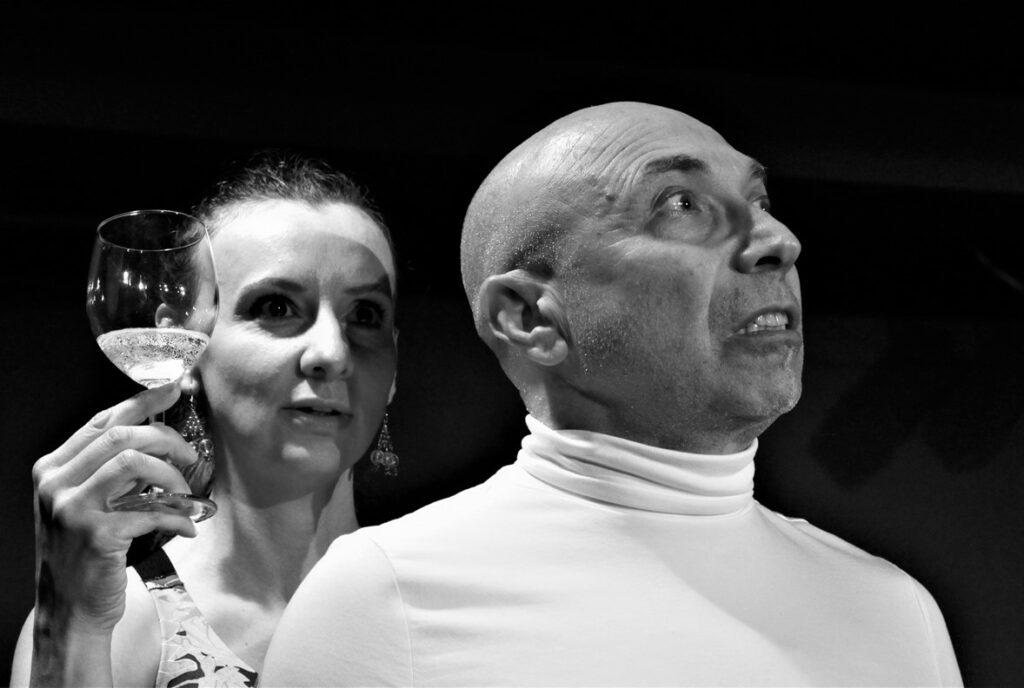 Lucie Zachovalová a Vladimir Benderski