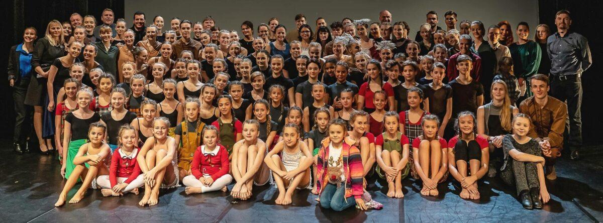 """Projekt """"Dům tance Palmovka"""""""