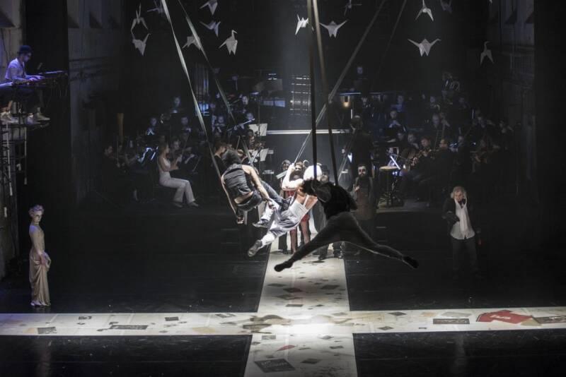 Přímý přenos divadelního představení Memories of Fools zJatek78