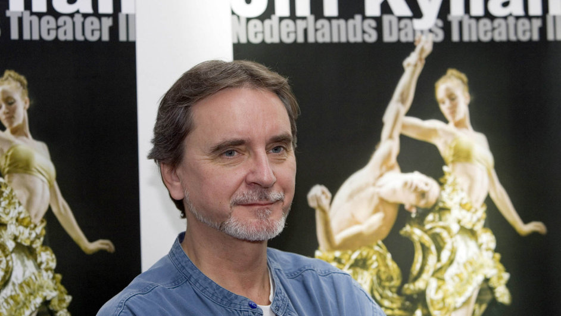 Malá vzpomínka JANY ERIKSSON TOMANOVÉ: SJiřím Kyliánem, českým choreografem světového jména