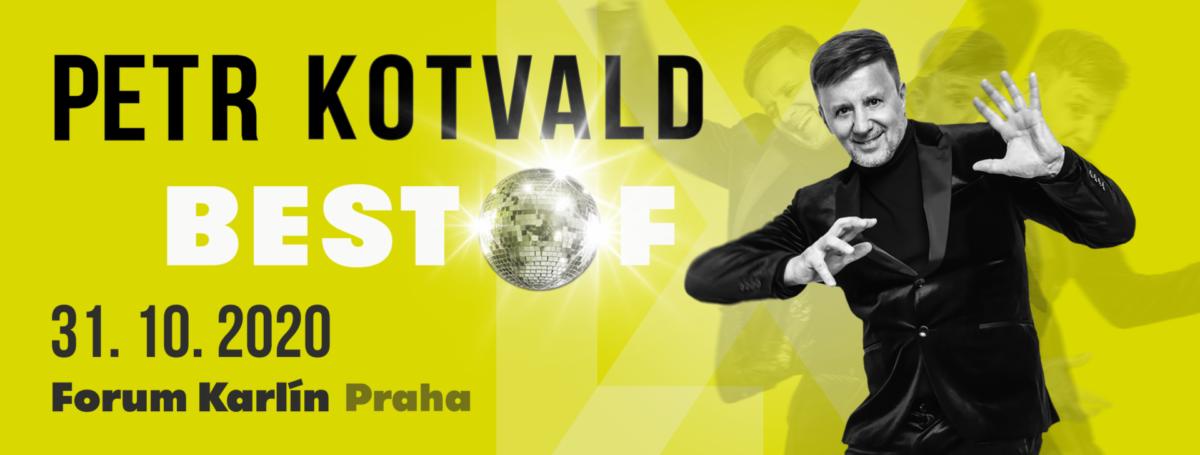 PETR KOTVALD chystá koncert »Best of  … 2020«