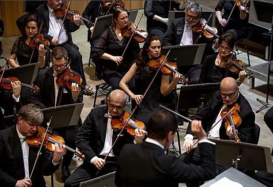 Moravská filharmonie slaví 75 let
