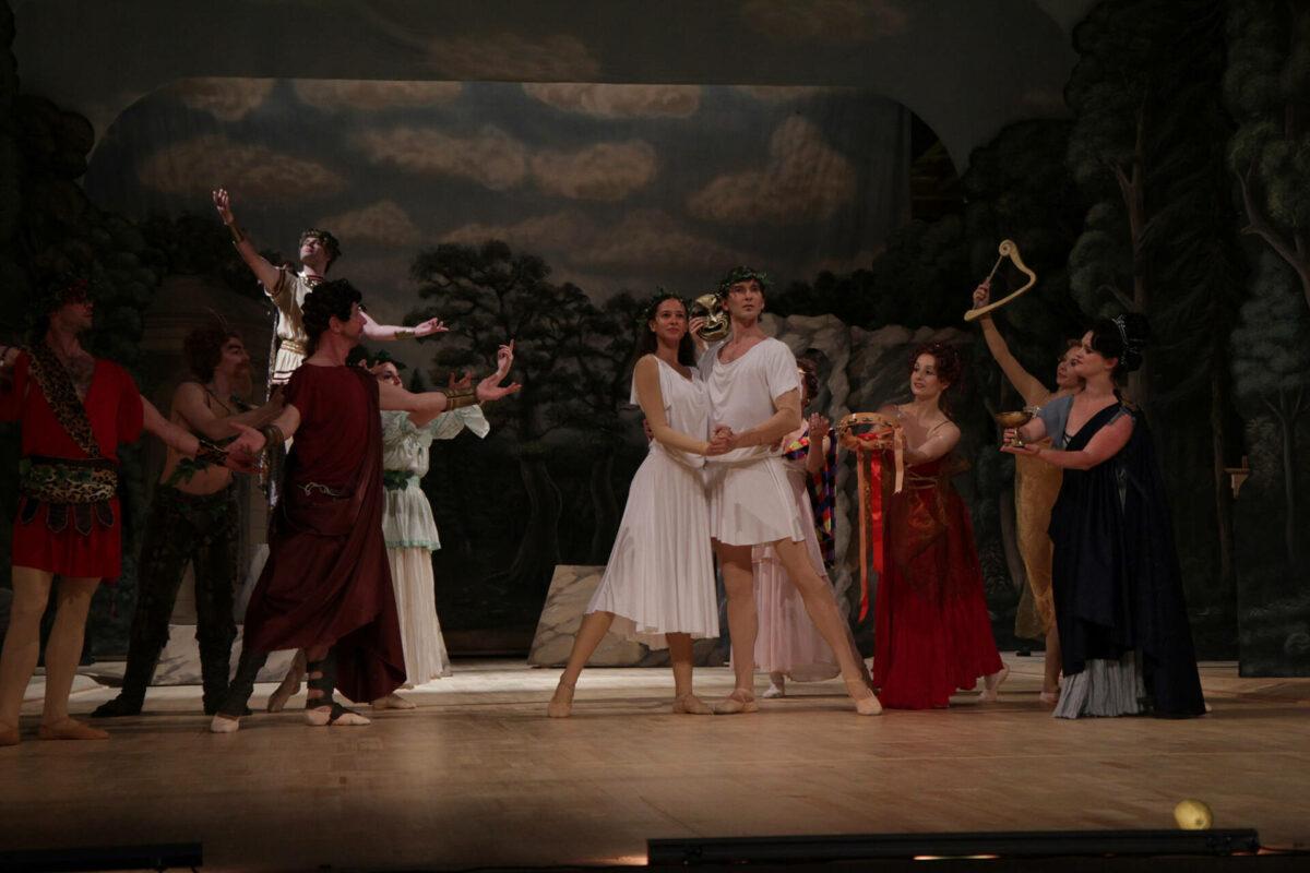 Prometheus tanečně i hudebně
