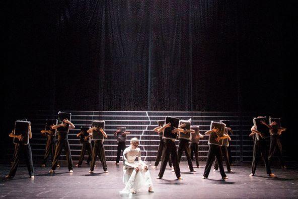Balet vNárodním divadle pátrá!