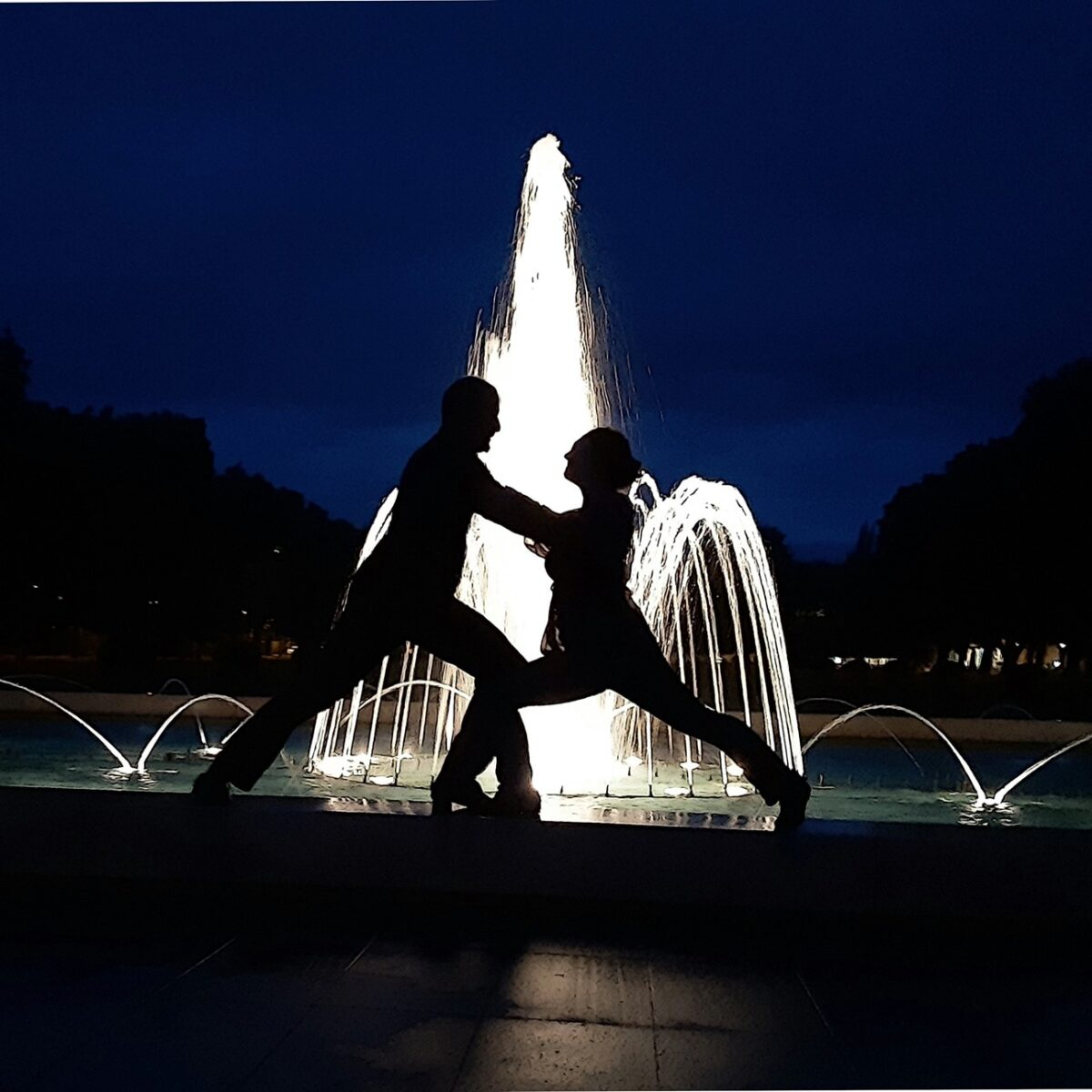 Tango na kolonádě profesora Libenského
