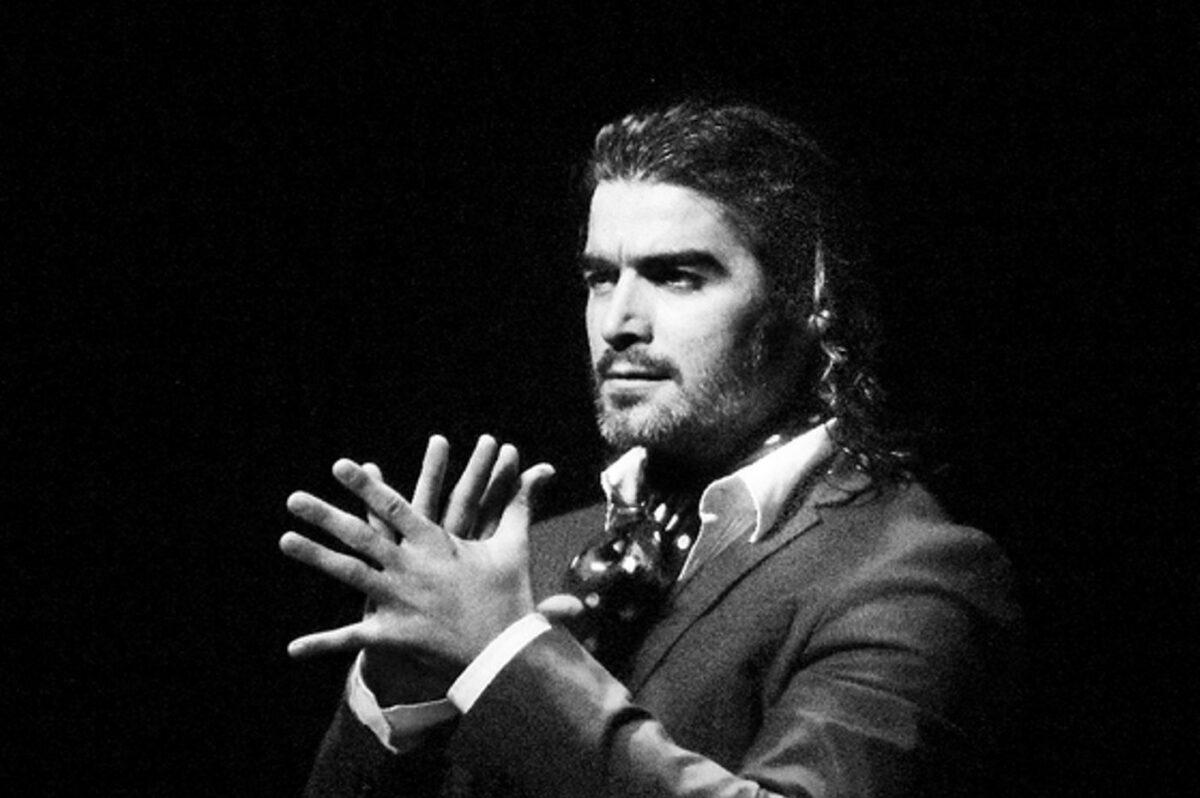 Další španělská hvězda flamenka na streamu!