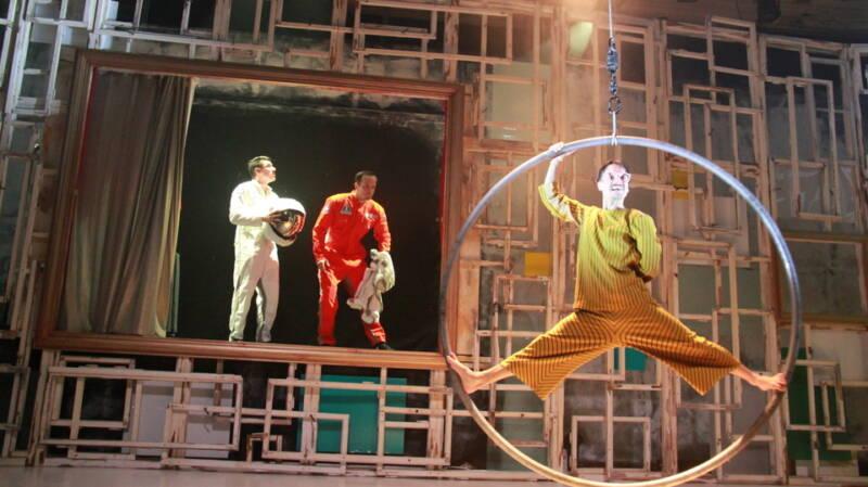 Světoznámé cirkusové divadlo láká