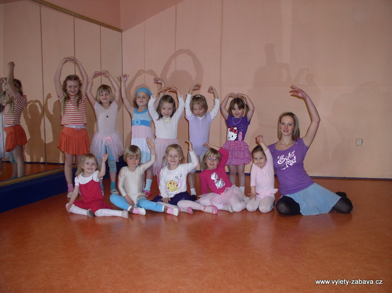 Pro učitele tance a klavíru