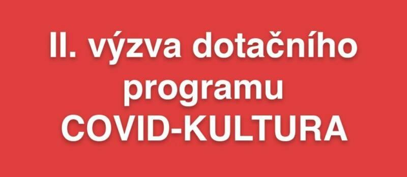 Program MK COVID-Kultura 2