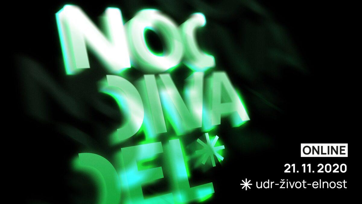 »NOC DIVADEL« on-line: