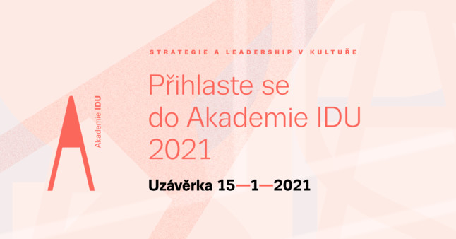 Výzva Akademie IDU 2021