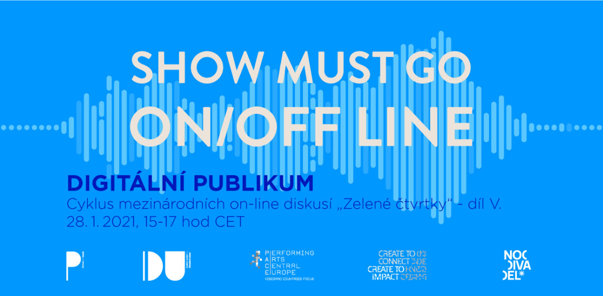 "Diskuze ""Show must go"" on/off-line:"
