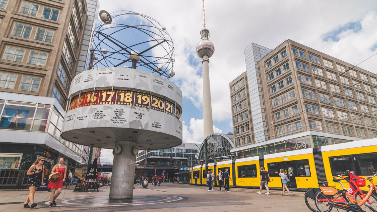Optimistická zpráva zNěmecka