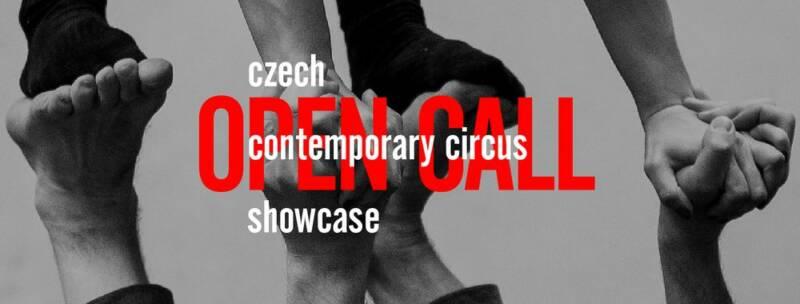 Czech Contemporary Circus Showcase – open call