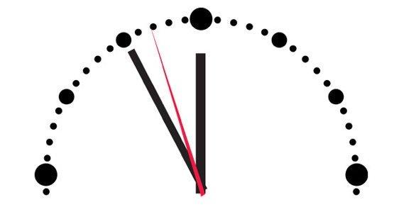 Je za pět minut 12!!!