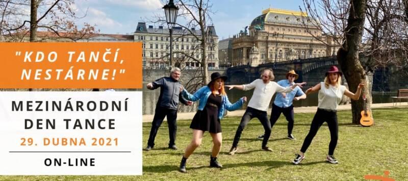 Mezinárodní den tance 2021