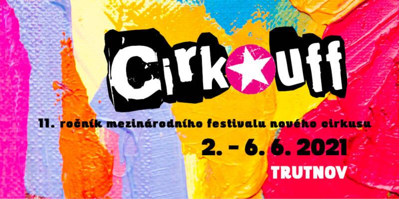 »Cirk-UFF« bude!