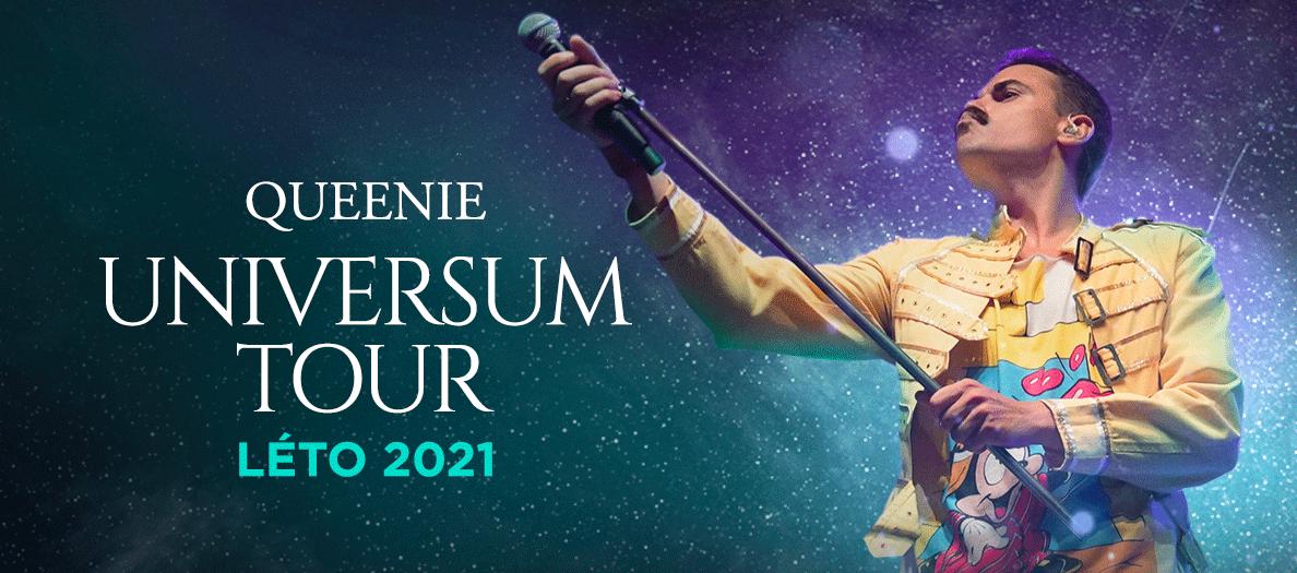 """QUEENNIE Universum Tour 2021″"