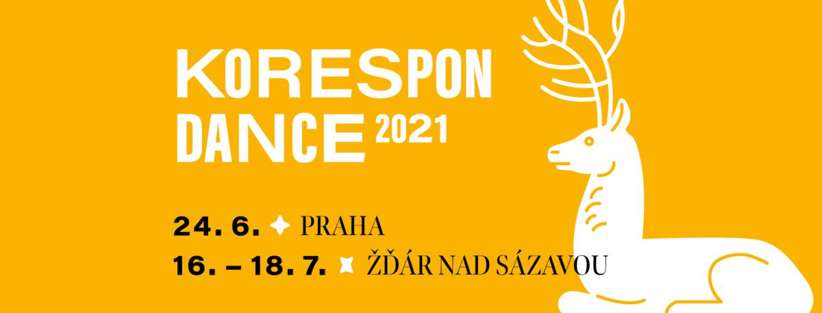 EVA URBANOVÁ na KoresponDance 2021