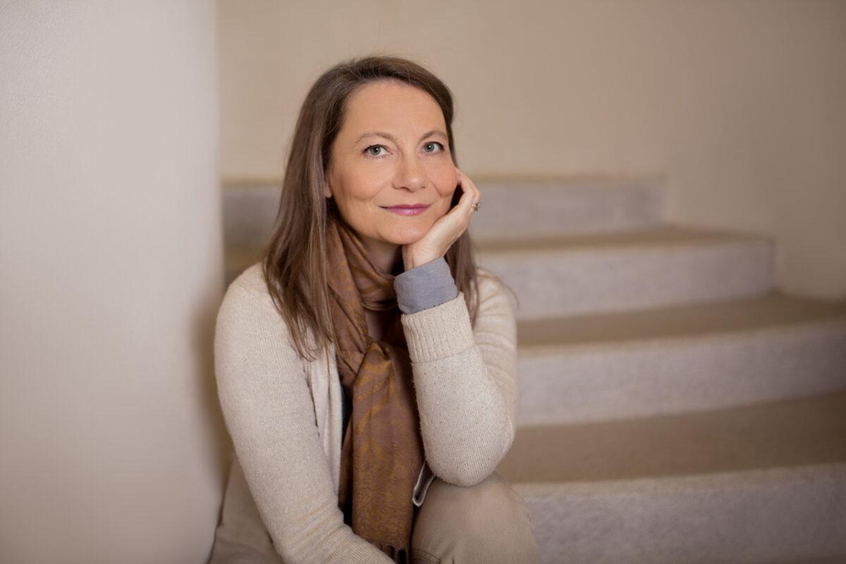 S hraběnkou MARIÍ KINSKY, předsedkyní VIZE TANCE, choreografkou, pedagožkou, producentkou i ředitelkou Centra choreografického rozvoje SE.S.TA: